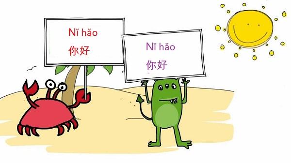 Chào hỏi trong tiếng Trung
