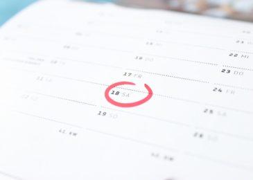 Từ vựng tiếng Trung về Thời Gian- ngày tháng năm bằng Tiếng Trung