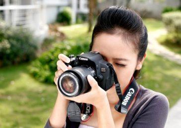 Từ vựng Tiếng Trung về Chụp ảnh
