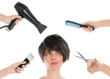 Từ vựng tiếng Trung về cắt tóc