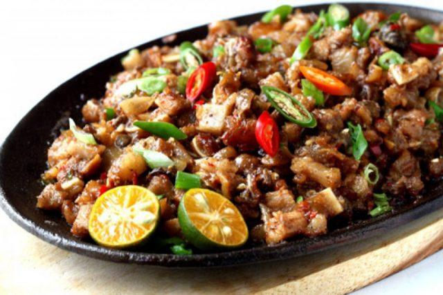 Một trong những món ăn đặc sản Philippines (Ảnh: ST)