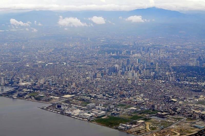 địa điểm du lịch tại thành phố manila